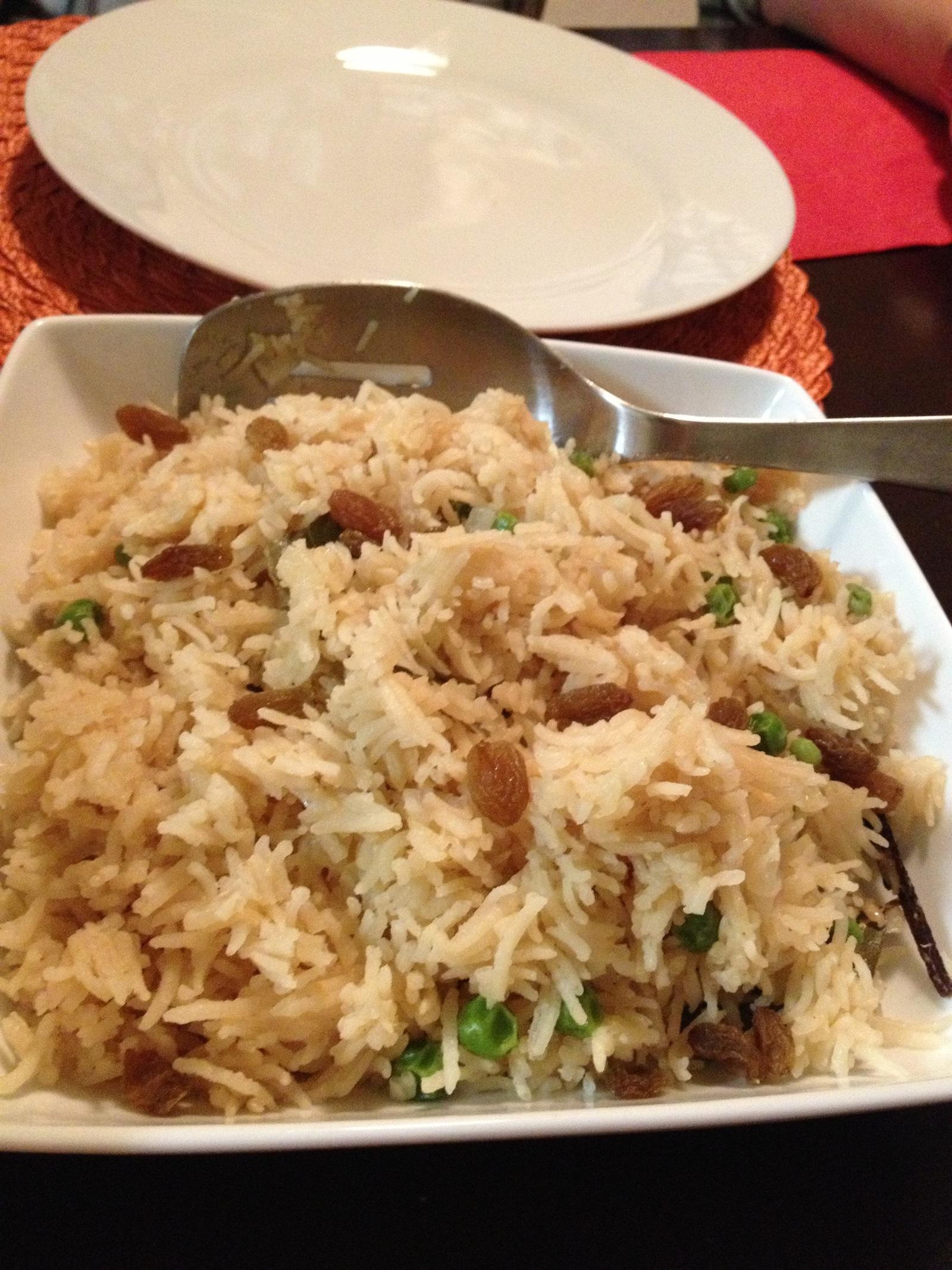 Polao - I Heart Curry