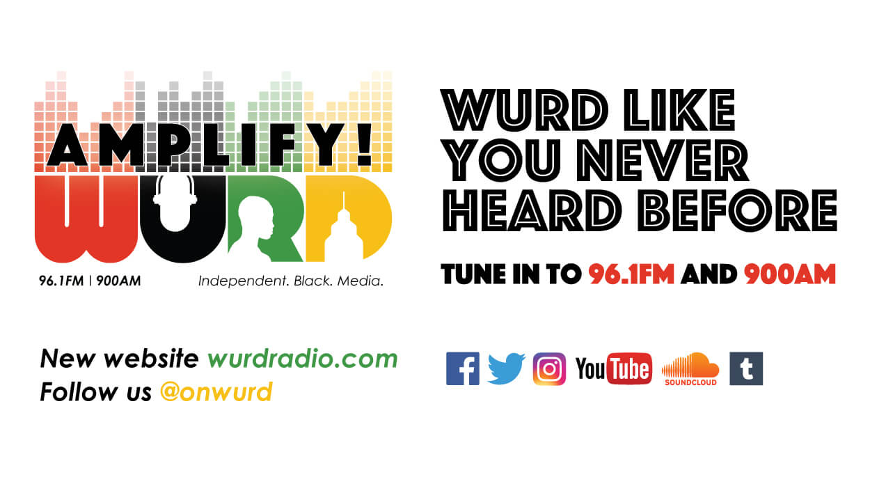 WURD FM/AM Amplified
