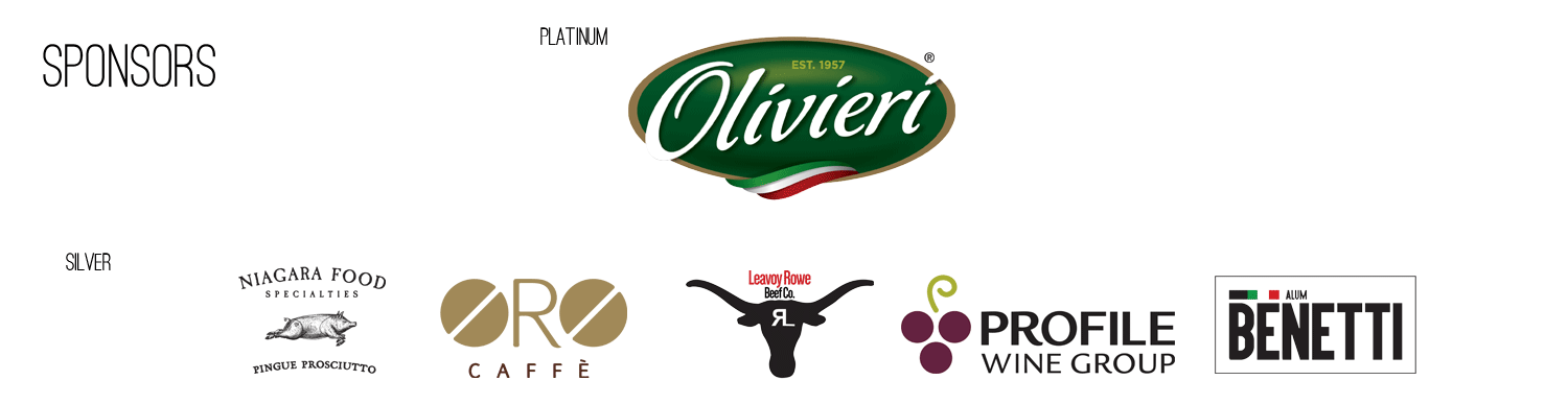 logos of sponsors for event