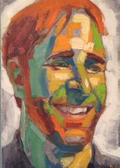Shawn Slate, portrait by Shawn Slate