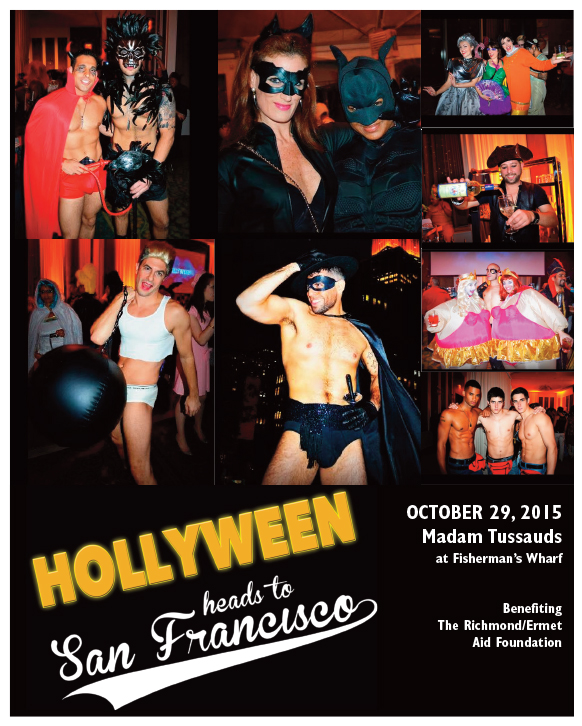 Hollyween flyer