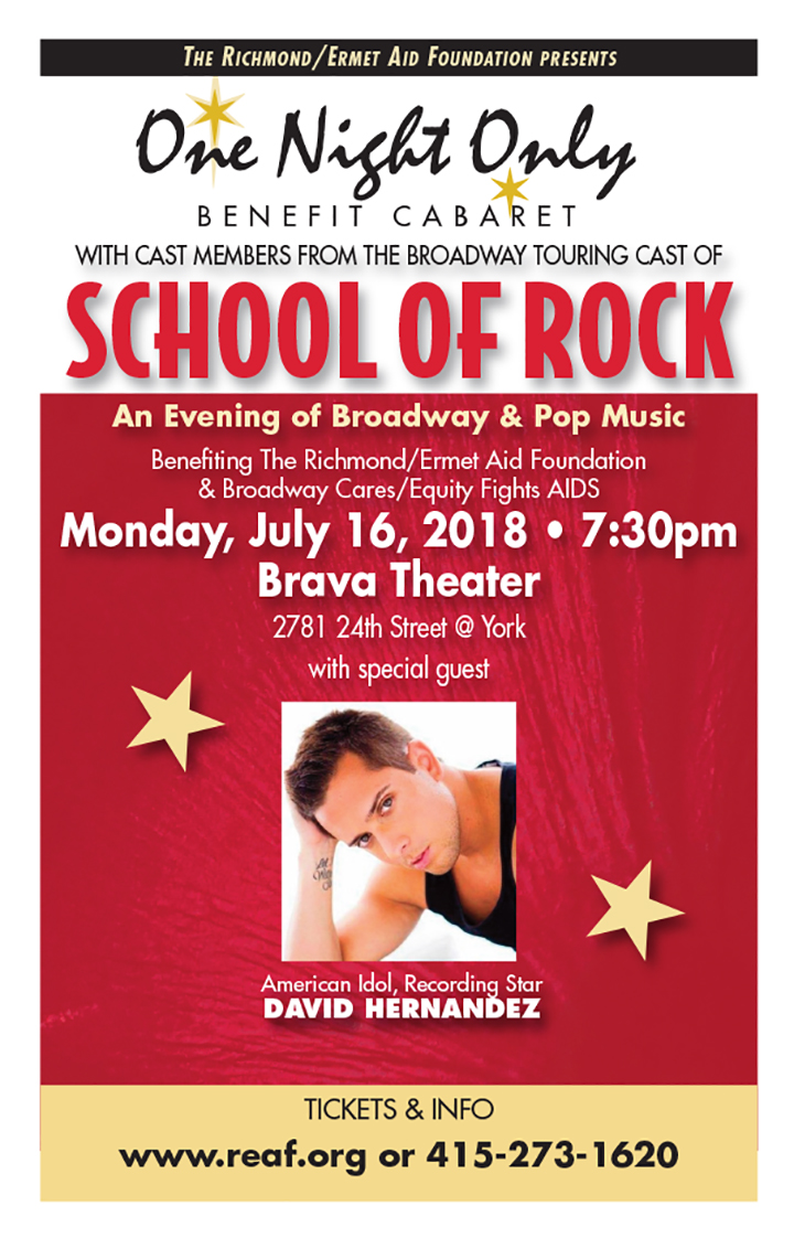 ONO _SCHOOL OF ROCK flyer
