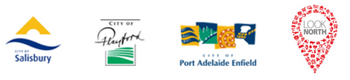 Council Logos Look North