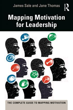 mapping motivation for leadership book cover