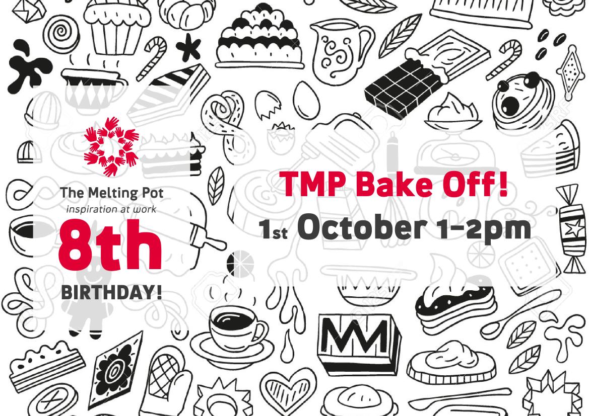 TMP Bake Off banner image