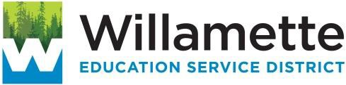 Willamette Education Service District logo