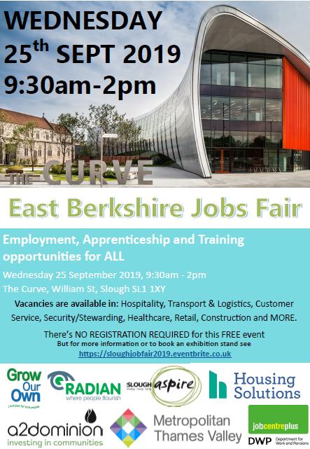 East Berkshire Job Fair