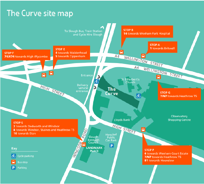 The Curve Map