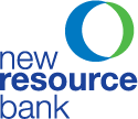 New Resource Bank logo - CoCap Sponsor