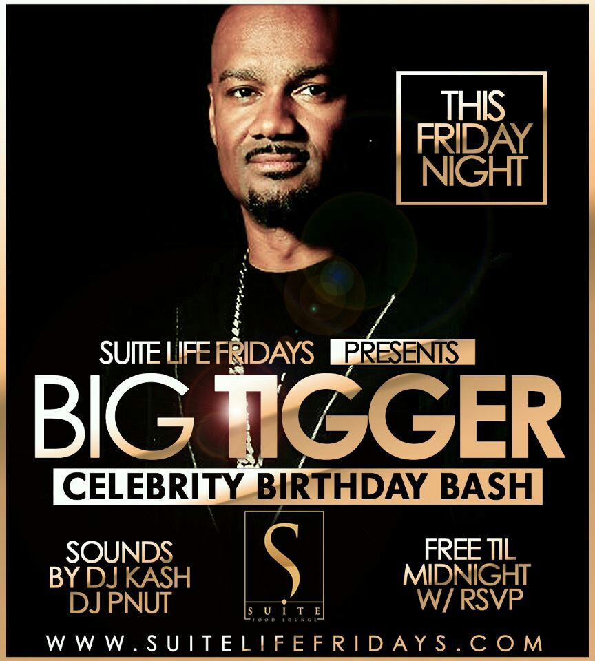 Celebs Hit D.C. For Big Tigger's Celebrity Weekend | The ...