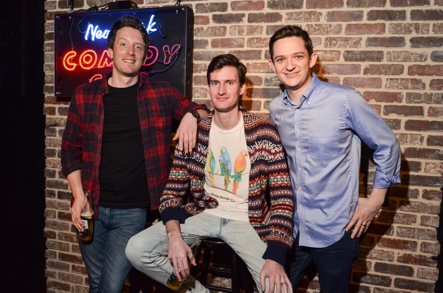 Comedy Road Trip, a monthly show at New York Comedy Club