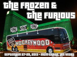 Life in Hockeywood: The Frozen and the Furious Party Bus