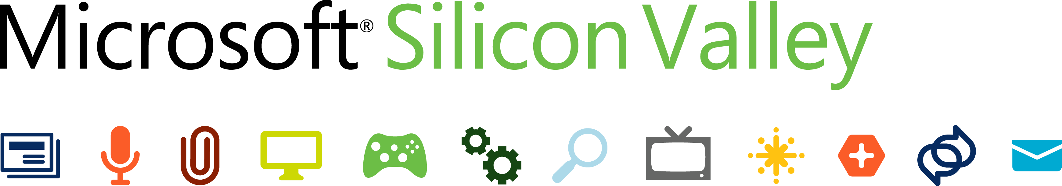 Microsoft - Silicon Valley Campus Logo