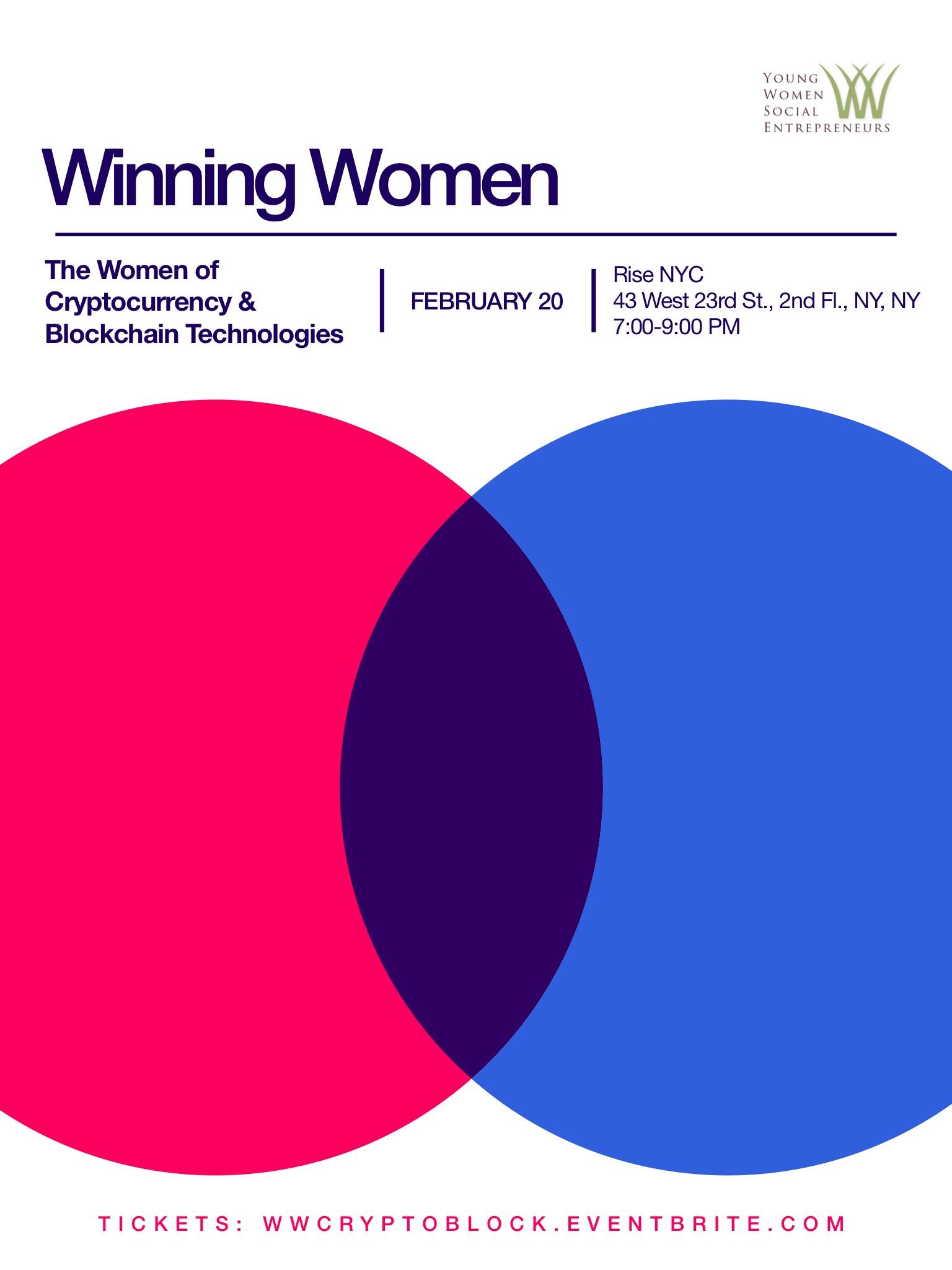 Winning Women Cyrto