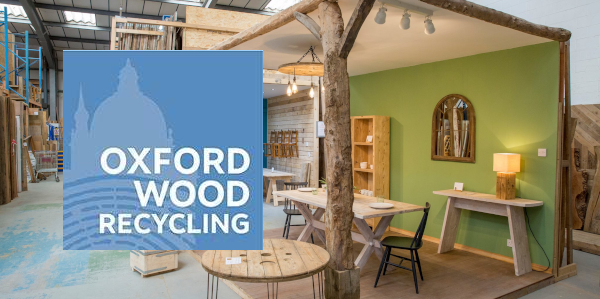 Oxford Wood Recycling Showroom