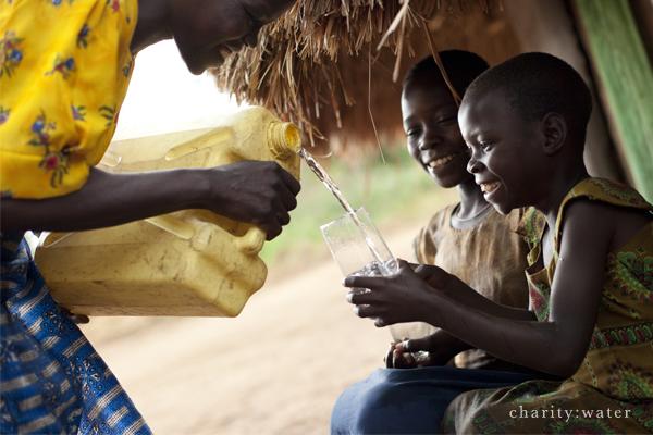 charity: water
