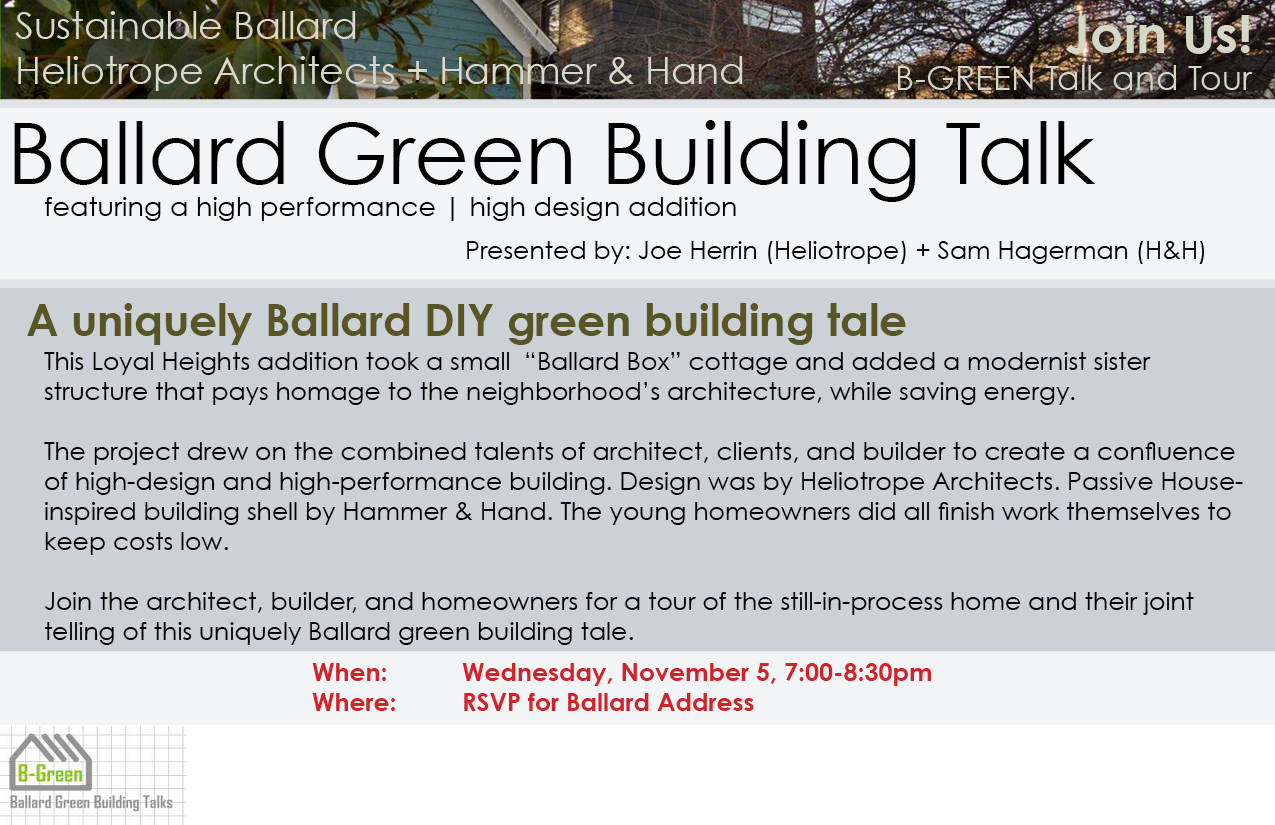 B-Green Talk Invite