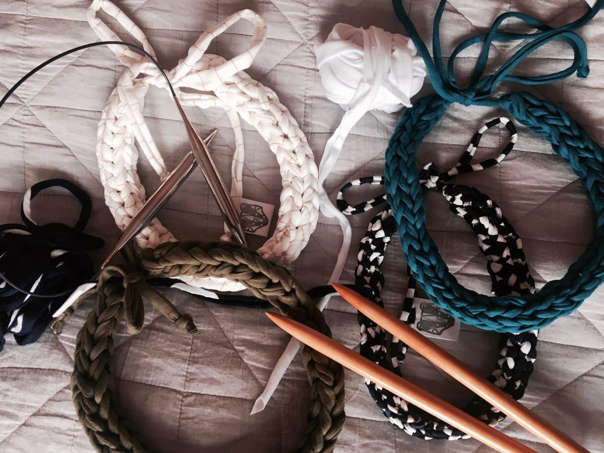 Summer knitting workshop