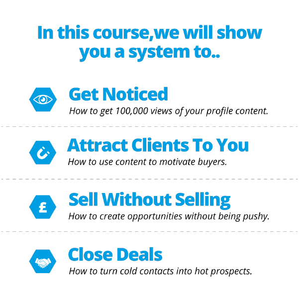 Win your next client on LinkedIn - LEEDS - Sell more, close more and win  more business through Linkedin