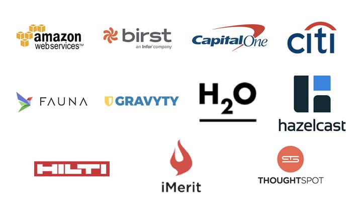 Presenting Companies