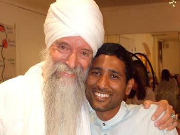 Guru Singh & Ananda Giri