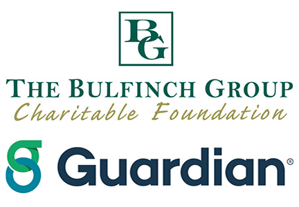 BGCF and Guardian sponsor logos