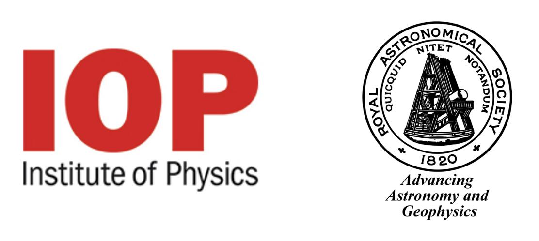 Joint IOP RAS logos