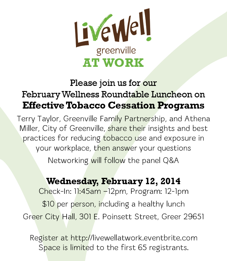 LWG February At Work Roundtable
