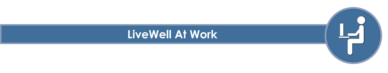 livewell at work banner