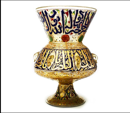 Mosque lamp Turkey