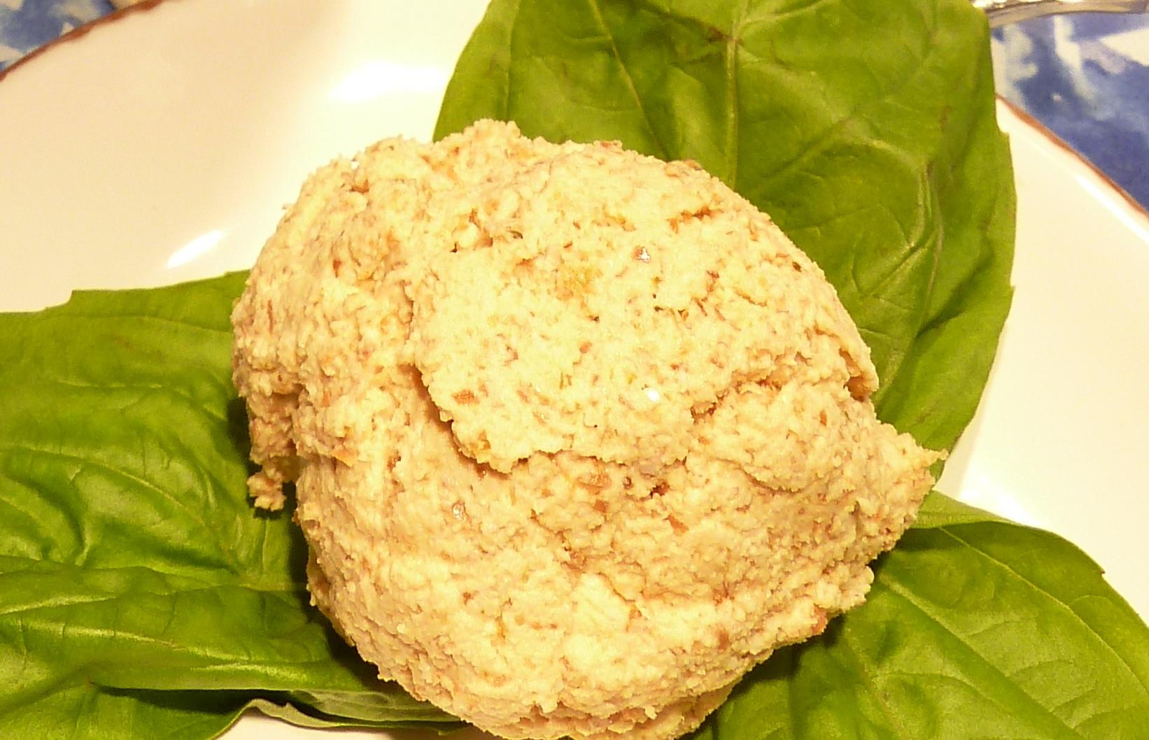 Raw Nut Meat