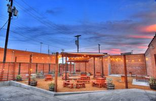 Deep Ellum Brewing Company Beer Garden