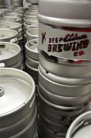 Deep Ellum Brewing Company Kegs