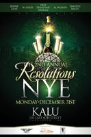 Resolutions: 2nd Annual NYE @ Kalu