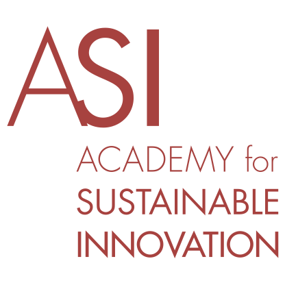 Logo Academy for Sustainable Innovation ASI