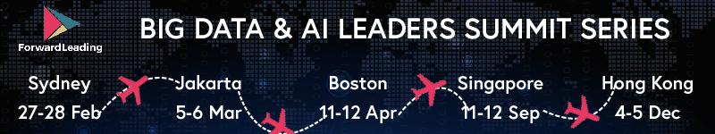 Big data & ai leaders summit global calendar