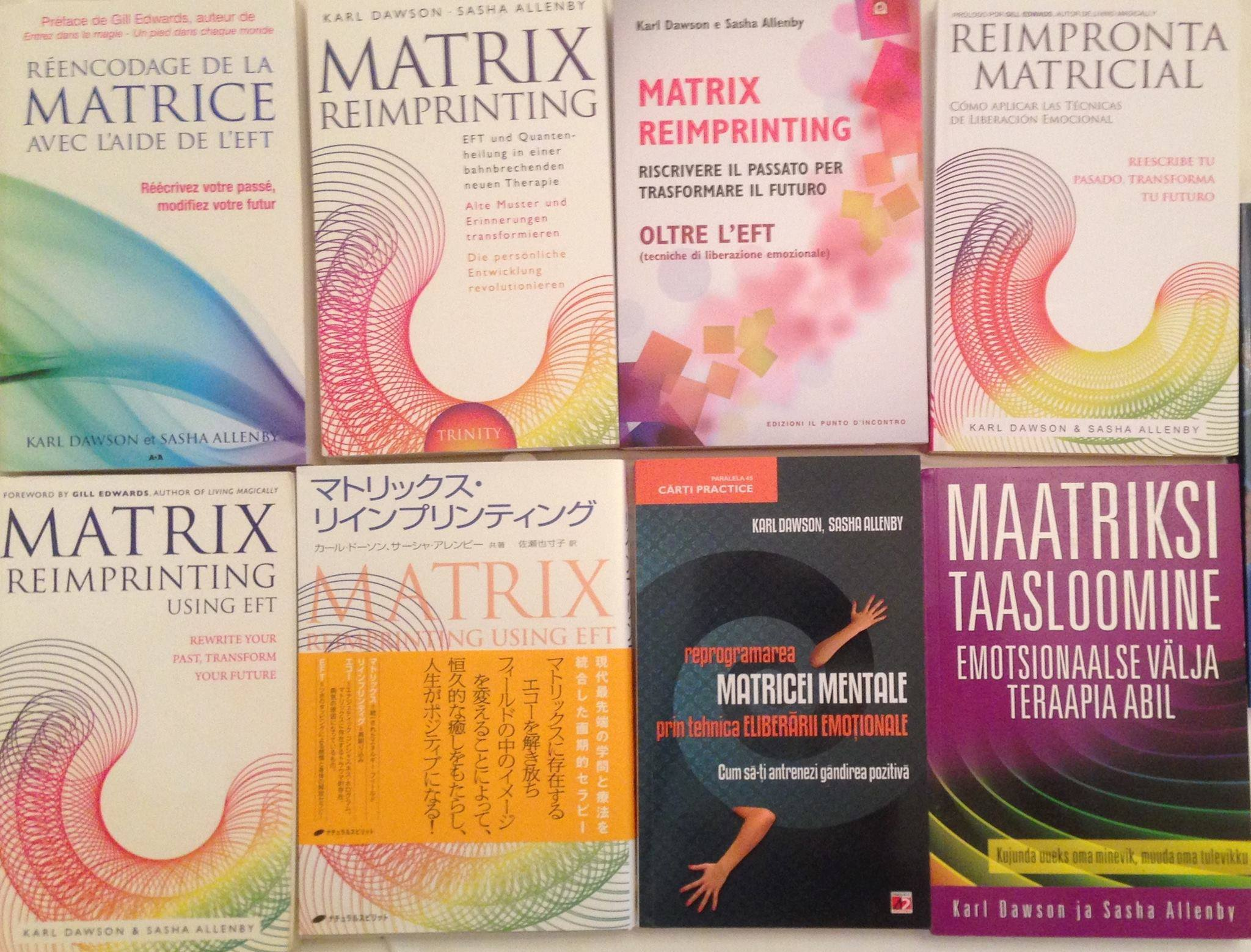 Matrix books