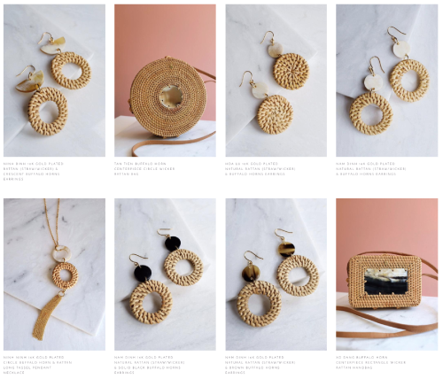 Shop Ethical Sustainable Jewelry and Accessories | Hathorway