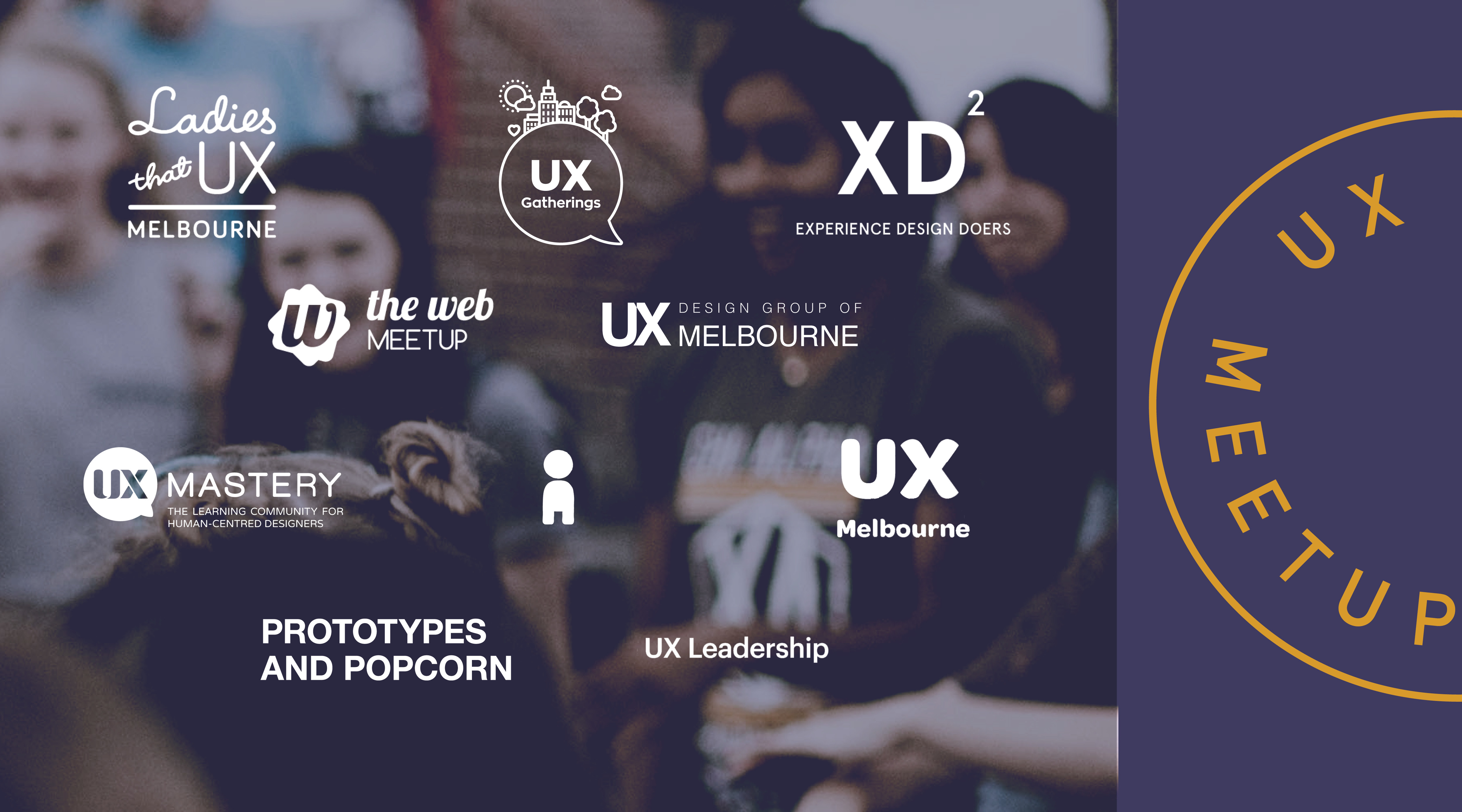 UX Mega Meetup Communities