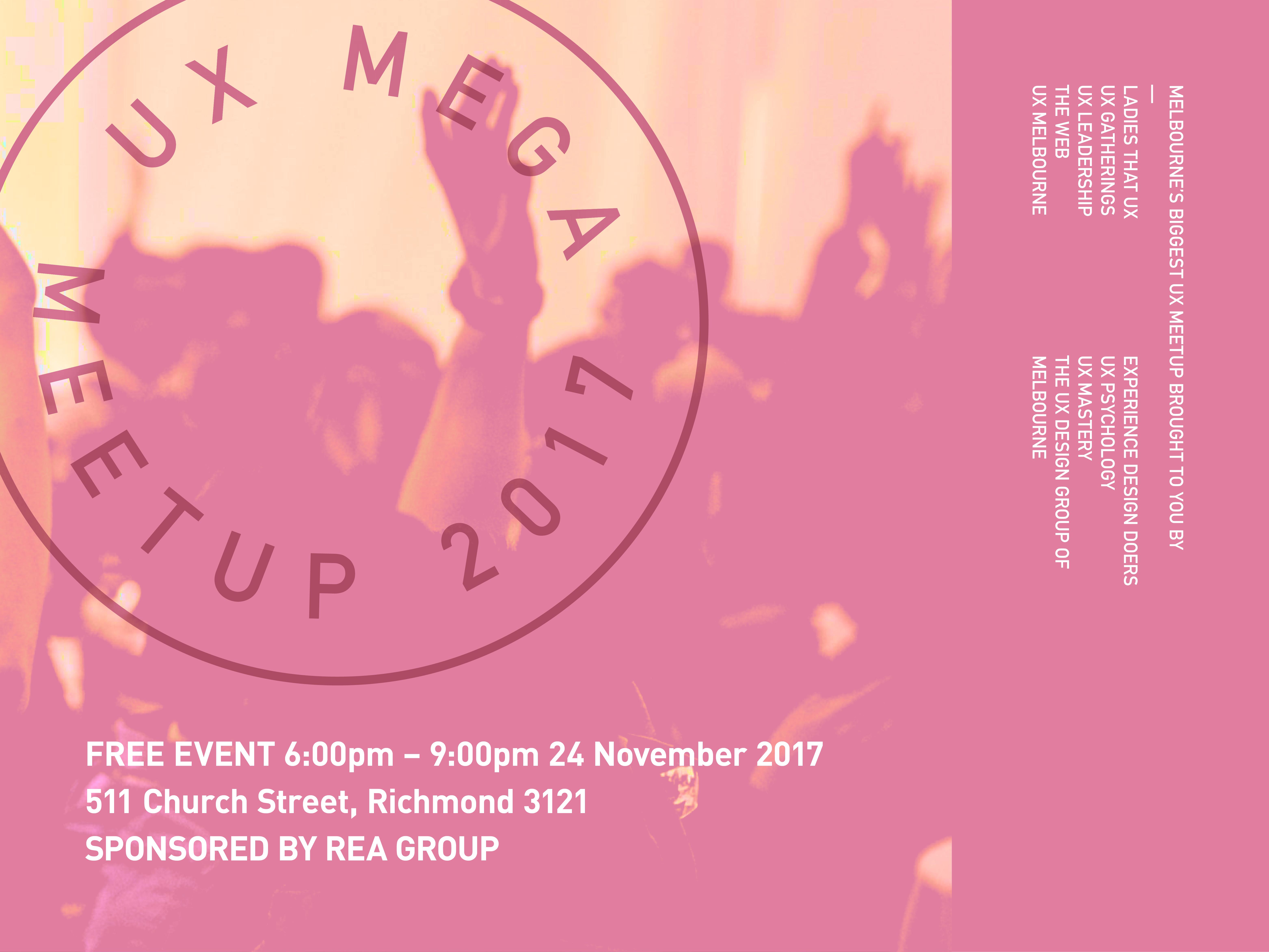 Mega Meetup Details
