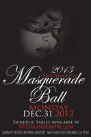 2013 New Year's Eve Masquerade Ball-Inland Empire