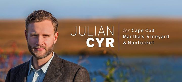 Julian Cyr Cape Cod and Islands