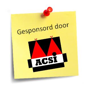 Sponsor ACSI
