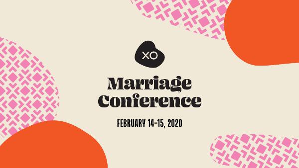 xo marriage pink orange slide