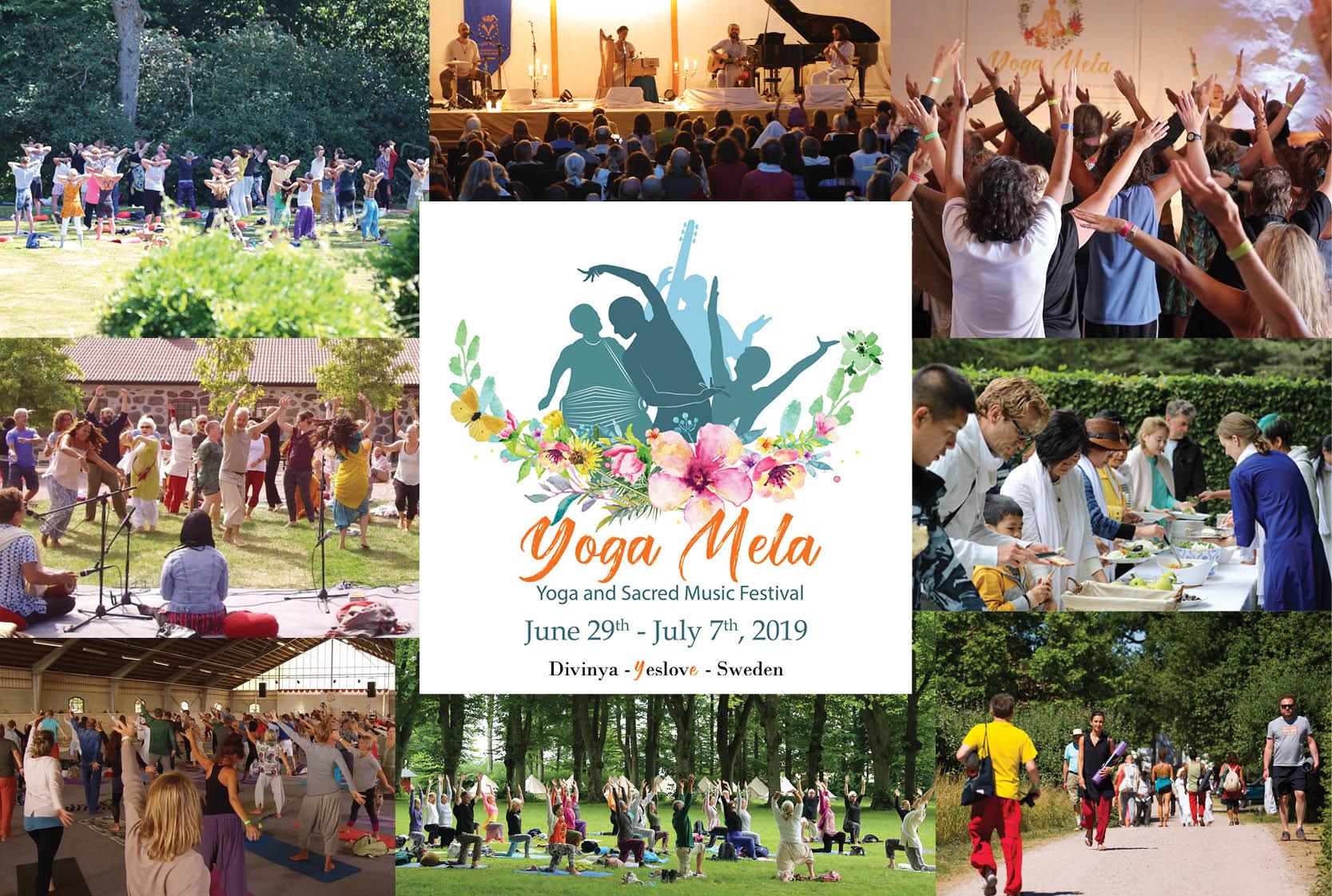 Yoga Mela Festival 2019