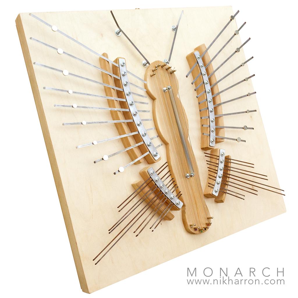 Monarch Interactive Art