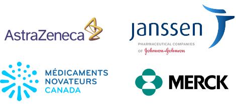 AstraZeneca, Jansenn, Médicaments novateurs Canada, Merck