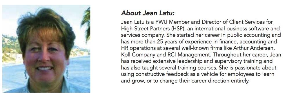 About Jean Latu