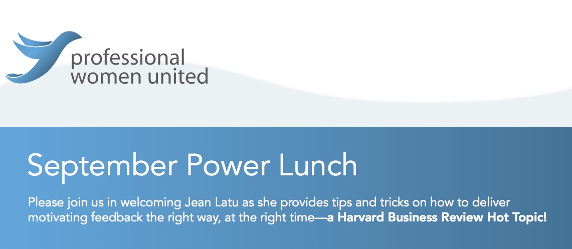 September Power Lunch