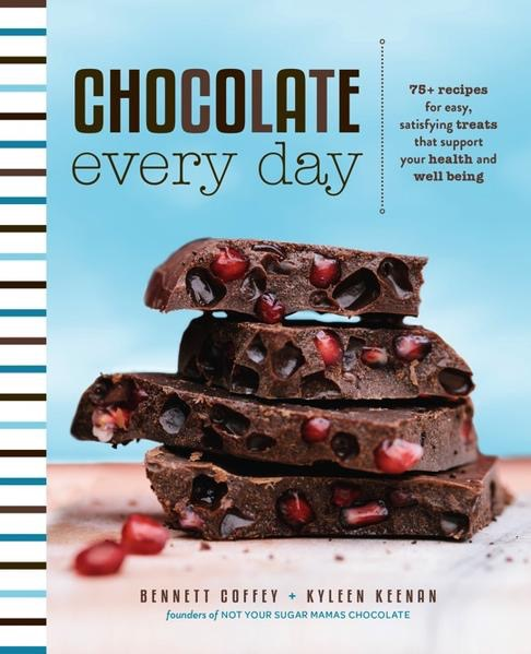 Chocolate Everyday Cookbook by Kyleen Keenan